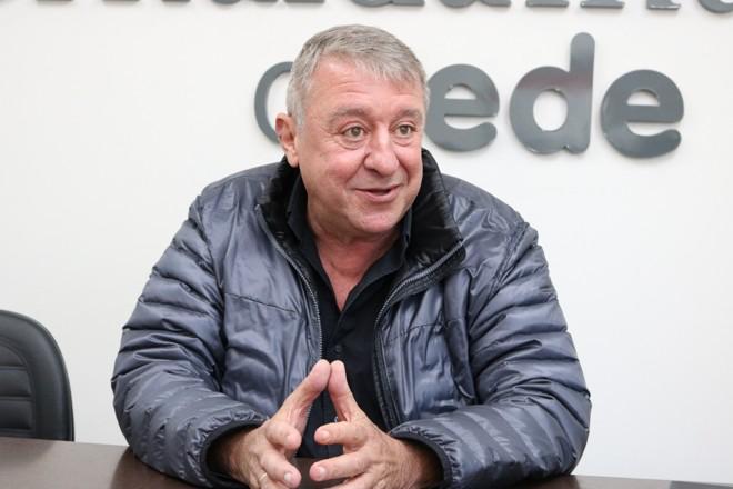 Hélio Sacchi, presidente da Associação dos Operadores dos Postos dos Campos Gerais. | aRede/Jornal da Manhã/