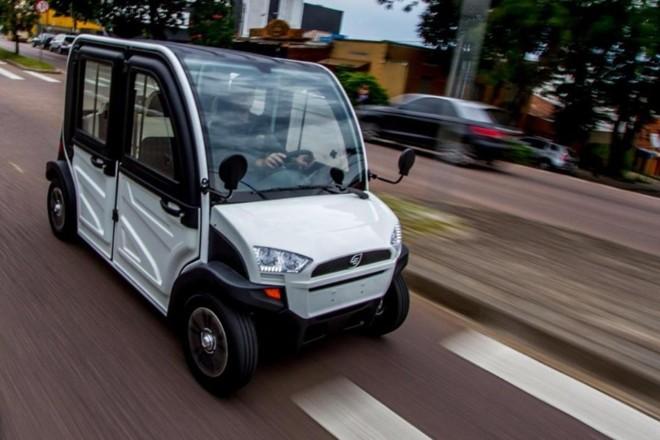 b7e5447ae Carro elétrico é vendido no Brasil a preço popular e recarga a R$ 4,50