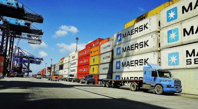 Porto de Paranaguá já teve dois berços de exportação fechados | André Kasczeszen/APPA