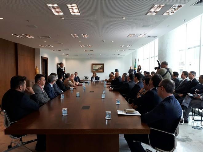 Anúncio foi feito em segunda reunião de integração das forças de segurança pública do estado. | Giulia Fontes/Gazeta do Povo