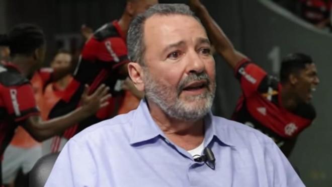 Fred Luz, ex-CEO do Flamengo. | Reprodução/Youtube Flamengo