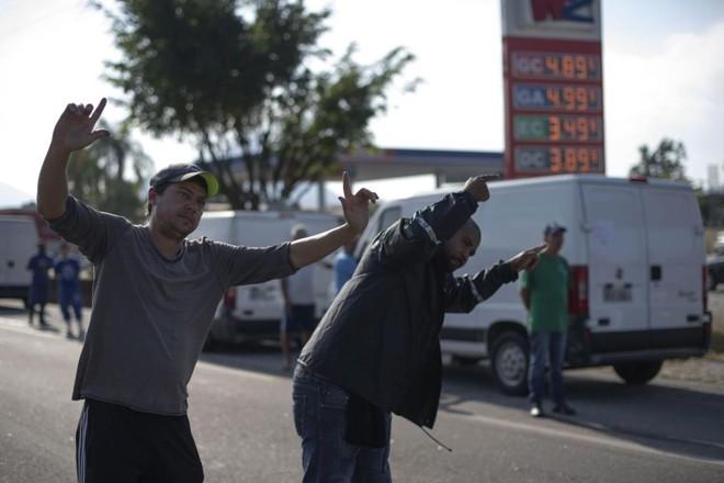 | MAURO PIMENTEL    /    AFP