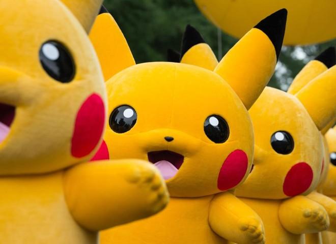 Nintendo lançou nesta quarta-feira (30) dois novos jogos da  série Pokémon para o Switch. | Akio Kon/Bloomberg