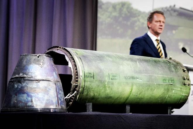 Voo MH17 da Malaysia Airlines foi derrubado por míssil russo