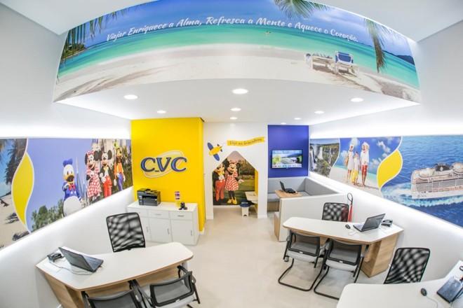 Loja da CVC tem investimento inicial estimado em R$ 60 mil | Roberto Tamer / Fotografia