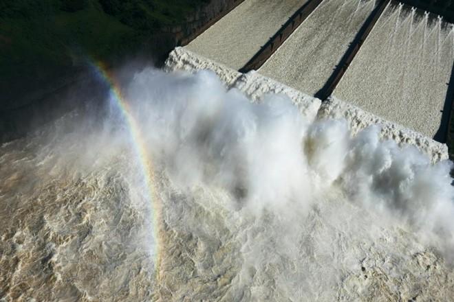 Itaipu Binacional: muitas cidades são afetadas pela usina. | Divulgação    /Itaipu