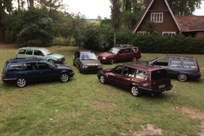 9578d2adac5d9 O Kadett Ipanema foi uma perua fabricada pela Chevrolet de 1989 a 1998