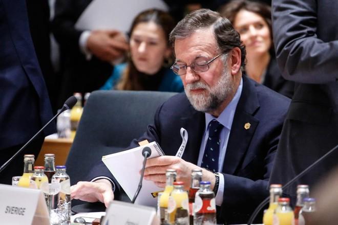 Primeiro-ministro da Espanha, Mariano Rajoy, foi duramente atingido por escândalo de corrupção   Dario Pignatelli/Bloomberg