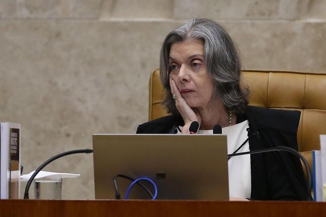 A presidente do STF, Cármen Lúcia, foi favorável à mudança trazida pela reforma trabalhista. | José Cruz/Agência Brasil