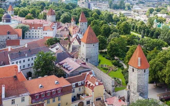 Ensino público da  Estônia está  entre os mais bem avaliados do mundo. | Divulgação/Wikipedia