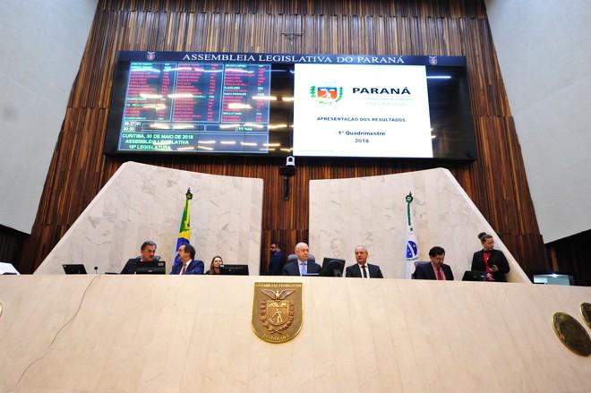 | Sandro Nascimento/Assembleia Legislativa