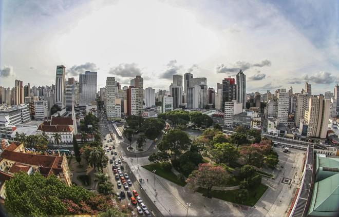 Ideia será desestimular outros usos para a região central   Daniel Castellano/Gazeta do Povo/Arquivo