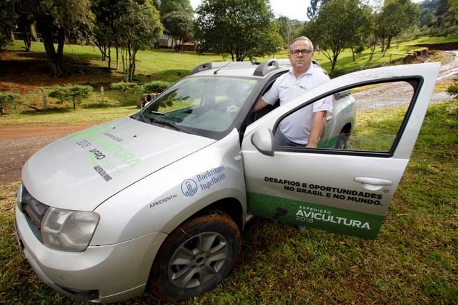 Entre os meses de junho e agosto de 2018, a equipe de técnicos e jornalistas vai percorrer mais de 15 mil quilômetros por sete estados brasileiros. | Daniel Caron/Gazeta do Povo