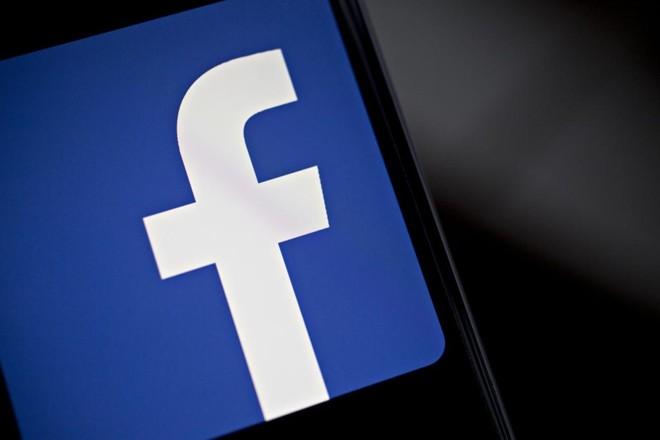 Logo doFacebook. | Bloomberg/Bloomberg