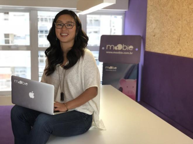 Fundadora e CEO da startup moObie, Tamy Lin acredita que a discussão sobre o compartilhamento de bens, em especial, de veículos, está mais madura  no Brasil. | Divulgação/moObie