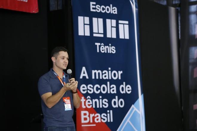 Bruno Raupp Vieira , da Guga Kuerten Franquias | Divulgação/