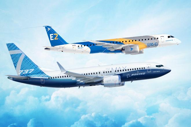 Governo brasileiro deu sinal verde para as negociações entre Boeing e Embraer no último dia 4 de julho. | /