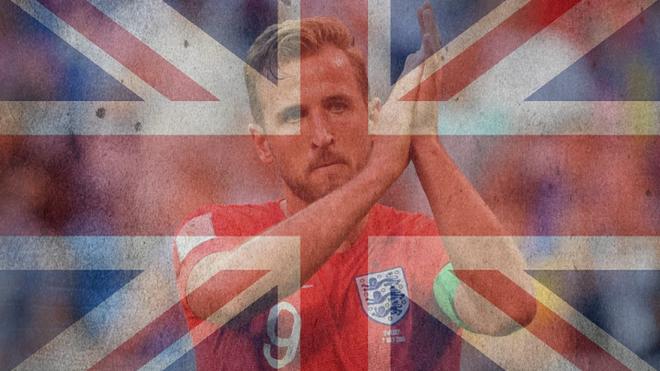 Já imaginou Harry Kane jogando pela seleção do Reino Unido? | /AFP