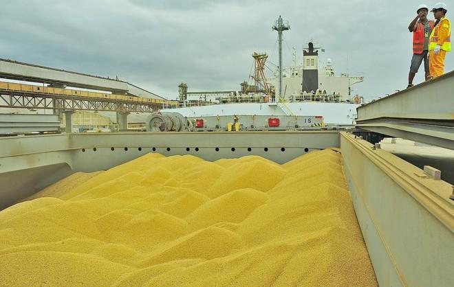 Soja brasileira:exportações para China devem aumentar. Já União Europeia pode buscar o grão nos Estados Unidos   Ivan Bueno/APPA