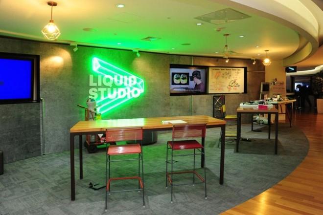 Liquid Studio da Accenture, em São Paulo:espaço de inovação | Divulgação/Accenture