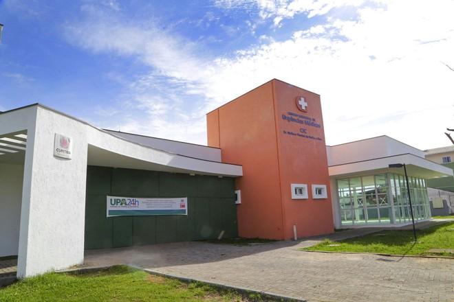 Antes do fechamento para reformas, UPA tinha média de 400 atendimentos por dia | Joel Rocha/Prefeitura de Curitiba