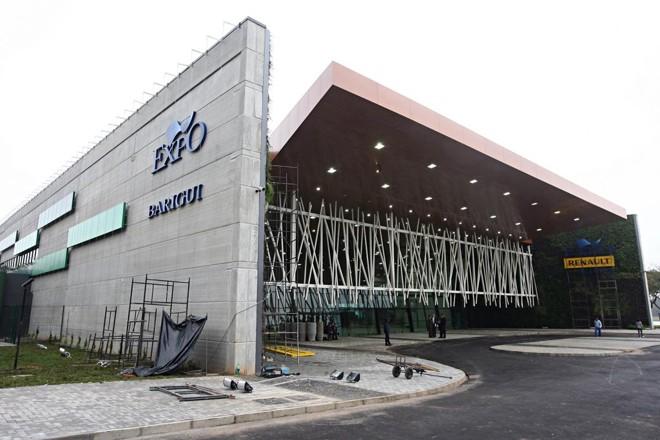 Evento acontece no Expo Renault Barigui, ao lado do Parque Barigui. | Felipe Rosa/Gazeta do Povo/Arquivo