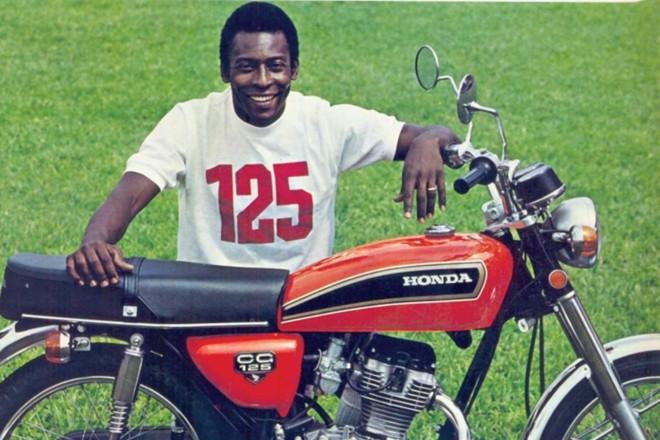 e800b7455 De CG 125 a DT 180  10 motos que fizeram sucesso no Brasil e no mundo