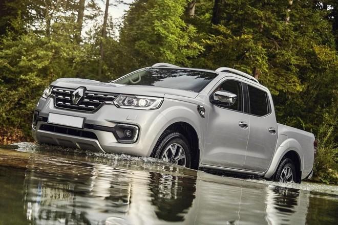 Renault Alaskan virá importada da Argentina para brigar entre as picapes médias. |