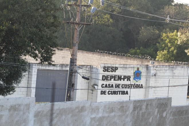Casa de Custódia de Curitiba: rebelião mais longa desde o início dos anos 2000.   Gerson Klaina/Tribuna do Paraná