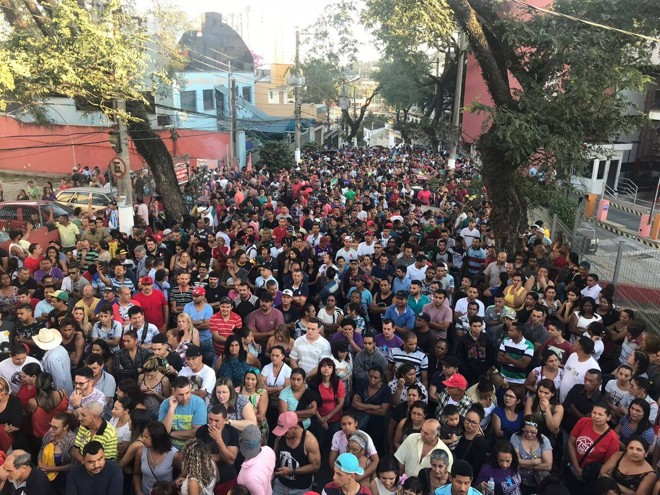 PT convoca ato em São Bernardo do Campo e militância já vai às ruas para esperar Lula | Reprodução/Facebook