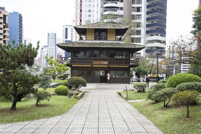 Trânsito será interrompido das 7h30 às 10h no entorno da Praça do Japão.   Nay Klym/Gazeta do Povo