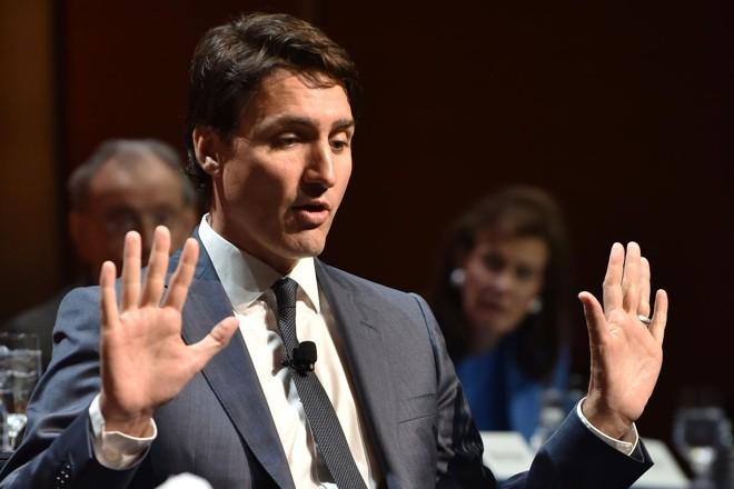 É a primeira vez que o primeiro-ministro canadense, Justin Trudeau, fala sobre o assunto | HECTOR RETAMALAFP