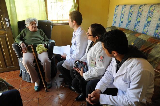 A capital tem 215 equipes que atuam na estratégia de Saúde da Família   Everson Bressan /SMCS