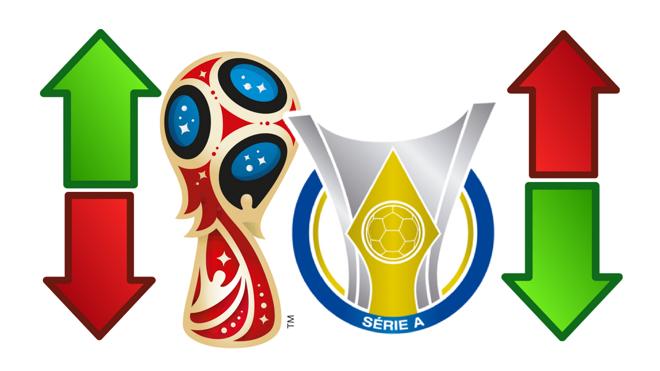 Mercado da bola durante a Copa do Mundo:contratações do seu clube. | /