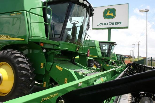 A John Deere e a AGCO Corp, um dos principais concorrentes do ramo, alertaram sobre os impactos negativos de uma guerra comercial entre Estados Unidos e China | Henry Milleo/Gazeta do Povo