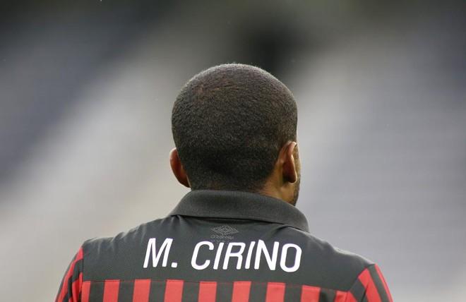 Marcelo Cirino, revelado no CT do Caju, está de volta ao Atlético para a disputa do Brasleirão. | Giuliano Gomes/Gazeta do Povo