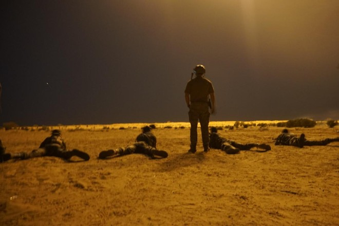 Tropas americanas treinam militares do Níger para combater o terrorismo | ZAYID BALLESTEROS/NYT