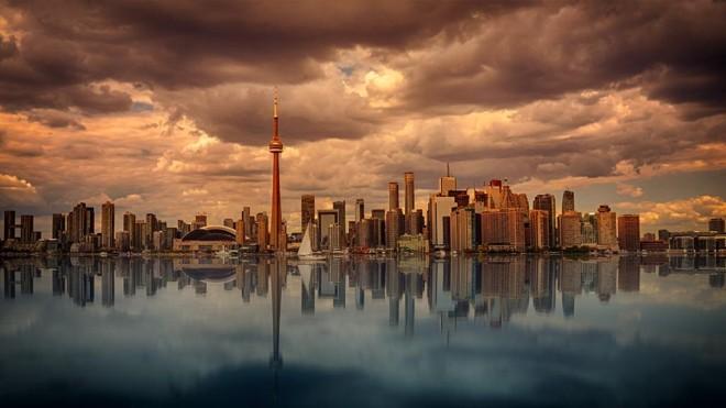 Na imagem, o skyline da cidade de Toronto. | jplenio/Pixabay