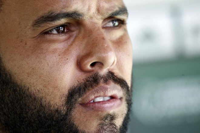 Alecsandro foi afastado pelo Coritiba nesta terça (7/8).   Daniel Caron/Gazeta do Povo