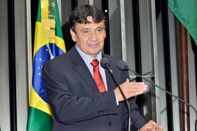 Wellington Dias, governador do Piauí | WALDEMIR BARRETO/WALDEMIR BARRETO