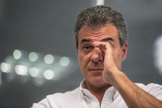 Beto Richa (PSDB), ex-governador do Paraná.   Marcelo Andrade/Gazeta do Povo