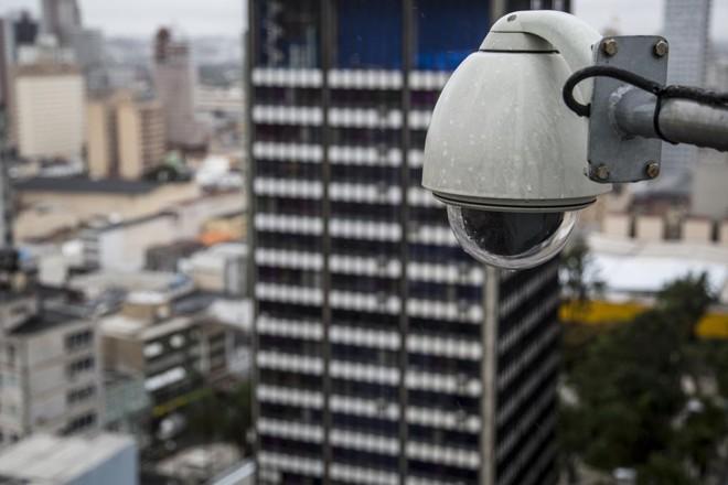 Cidade às cegas: equipamentos de  vigilância não funcionam | Henry Milleo / Gazeta do Povo