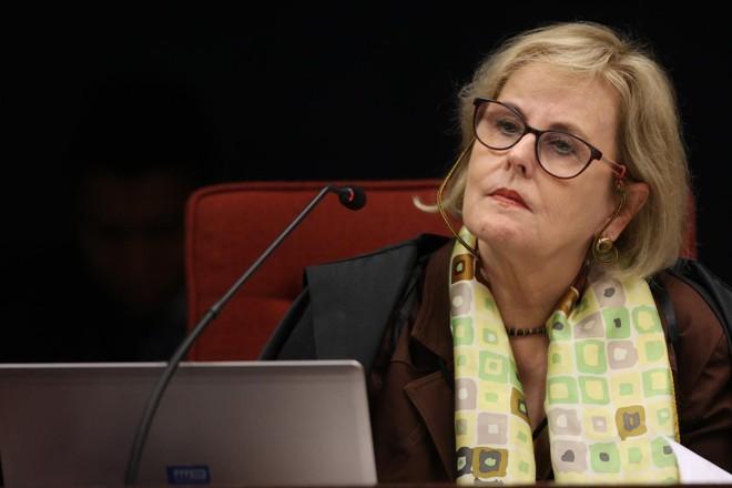 Ministra Rosa Weber é relatora da ação que busca autorizar o aborto até a 12ª semana de gestação.   Nelson Jr./ SCO/STF