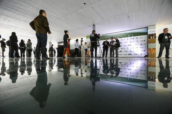 Sexta edição do Fórum de Agricultura da América do Sul deve receber mais de 500 pessoas no evento. | Jonathan Campos/Gazeta do Povo