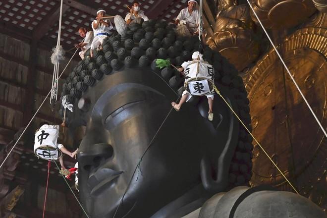 Buda gigante fica em Nara, no Sul do Japão | Japan News-Yomiuri