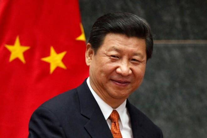 O presidente da China, Xi Jinping | EGC/LIM EDGARD GARRIDO