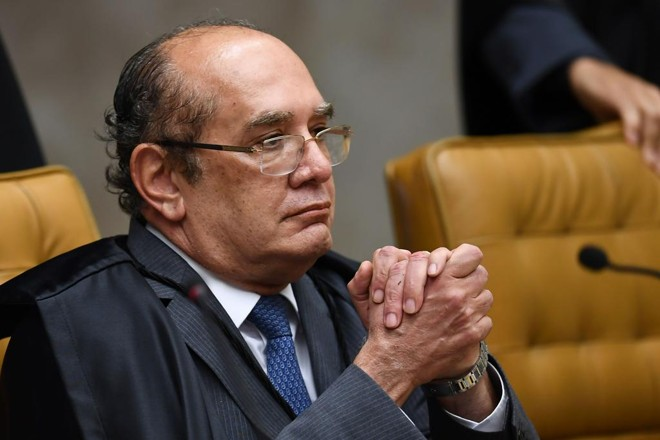 Ministro do STF Gilmar Mendes havia se pronunciado sobre caso Richa à imprensa antes de julgá-lo | EVARISTO SA/AFP