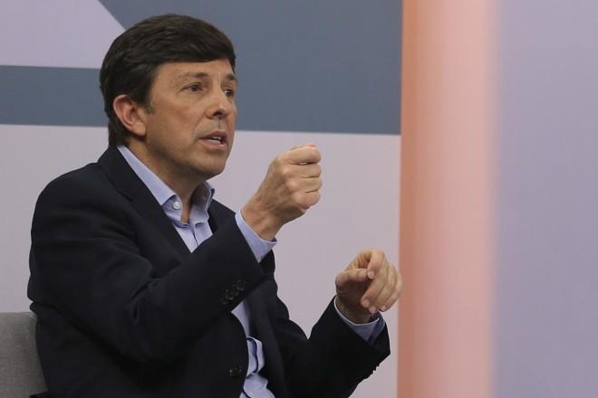João Amoêdo quer alcançar 6%das intenções de voto no DataFolha para  participar de Debate da Globo | Marcello Casal jr/Agência Brasil
