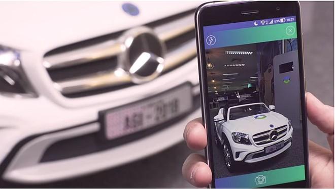 A confirmação da operação pode ser feita por notificação no celular do usuário ou reconhecimento  facial, sem sair do carro. | Reprodução/Agibank