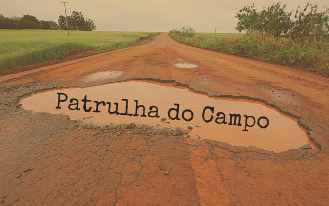 Dos 99,4 mil quilômetros de estradas rurais envolvidos na licitação, apenas 3,193 quilômetros foram efetivamente reparados. | Arquivo/Gazeta do Povo